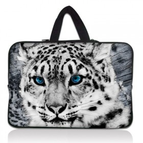 """Huado taška na notebook do 12.1"""" Snežný leopard"""
