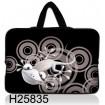 """Huado taška na notebook do 15.6"""" Gekon biely"""