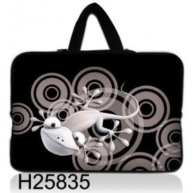 """Huado taška na notebook do 12.1"""" Gekon biely"""