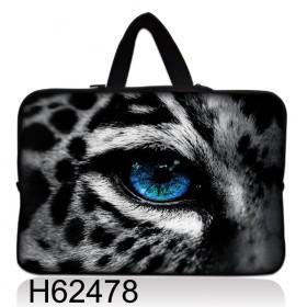 """Huado taška na notebook do 17.4"""" Leopardie oko"""