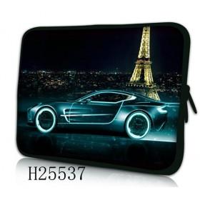 """Huado púzdro na notebook do 17.4"""" Nočný Paríž"""