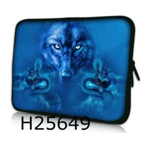 """Huado púzdro na notebook do 17.4"""" Svorka vlkov"""