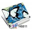 "Huado samolepka, skin na notebook 12""-15,6"" Kresba motýle"