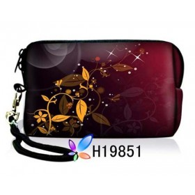 Univerzální pouzdro Huado pro fotoaparát Floral 1