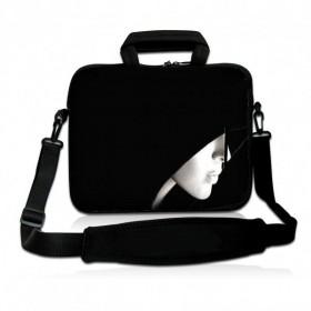 """Huado taška cez rameno do 15.6"""" Temný"""