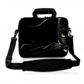 """Huado taška cez rameno do 15.6"""" Čierna puma"""