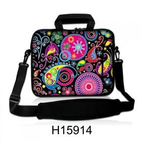 """Huado taška cez rameno do 15.6"""" Picasso style"""
