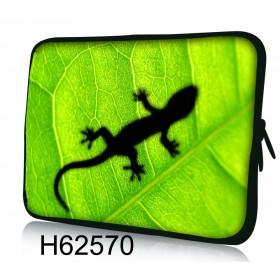 """Huado púzdro na notebook do 15.6"""" Zelený Gekon"""