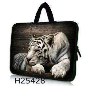 """Huado taška na notebook do 12.1"""" Tiger sibirský"""
