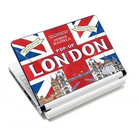 "Huado samolepka, skin na notebook 12""-15,6"" London"