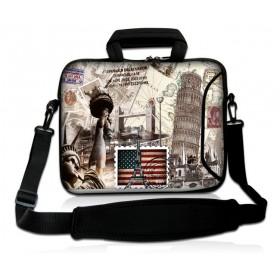 """Huado taška cez rameno do 17.4"""" Travel King"""