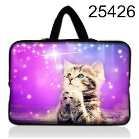 """Huado taška  pre notebook do 15.6"""" Mačiatko"""