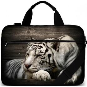 """Huado brašňa cez rameno do 15.6"""" Tiger sibirský"""