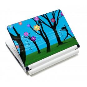 "Huado samolepka skin  pre notebook 12""-15,6"" Happy day"