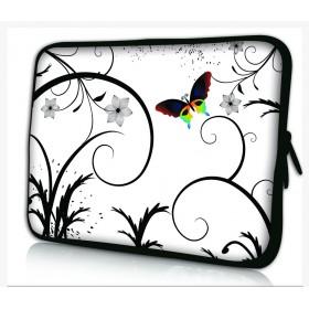 """Huado púzdro pre notebook do 15.6"""" Farebný motýľ"""