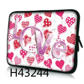 """Huado púzdro pre notebook do 15.6"""" Love forever"""