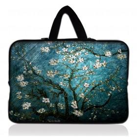 """Huado taška  pre notebook do 12.1"""" Modrá třešeň"""