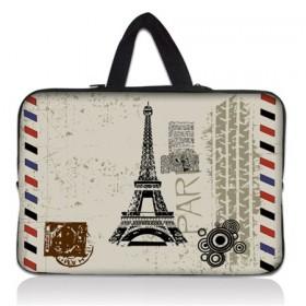 """Huado taška na notebook do 14.4"""" Eiffelova věž"""