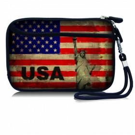 Huado pouzdro na mobil USA style