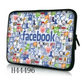 """Huado púzdro na notebook 13.3"""" Social network"""