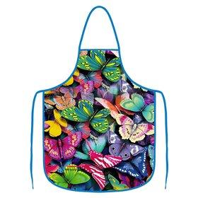 Huado kuchynská zástera - Motýľe