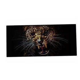 Huado XXL podložka pod myš Leopard