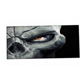 Huado XXL podložka pod myš Dead skull