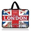 """Huado taška na notebook do 17.4"""" Britain Trip"""