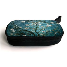 Huado kozmetické púzdro Modrá čerešňa