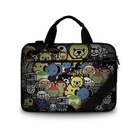 "Huado taška cez rameno 15.6"" Comics pets"
