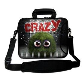 """Huado taška cez rameno 15.6"""" Crazy vlasáč"""