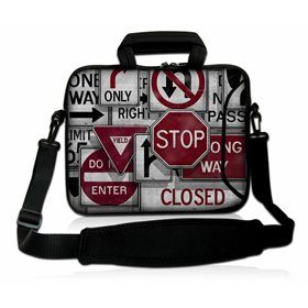 "Huado taška cez rameno 15.6"" Stop It"