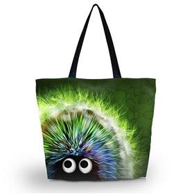 Huado nákupná a plážová taška - Vlasáč Super