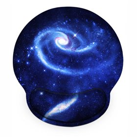 Huado ergonomická podložka pod myš Galaxie