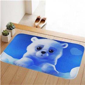 HUADO koupelnová předložka 60x40 cm Lední medvídek