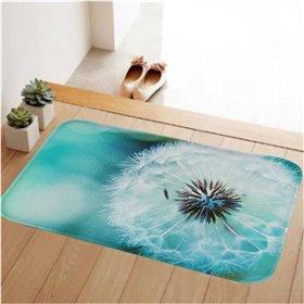 HUADO koupelnová předložka 60x40 cm Chmýří