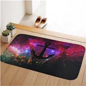 HUADO koupelnová předložka 60x40 cm Anchor space