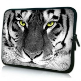 """Huado púzdro na notebook do 17.4"""" Čiernobiely Tiger"""
