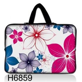 """Huado taška na notebook do 10.2"""" Kvety na jar"""