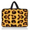 "Huado taška na notebook do 13.3"" Leopardí motiv"