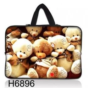 """Huado taška na notebook do 13.3"""" Medvedíci"""