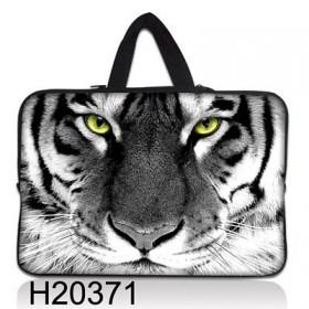 """Huado taška na notebook do 13.3"""" Čiernobiely Tiger"""