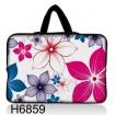 """Huado taška na notebook do 14.4"""" Kvety na jar"""
