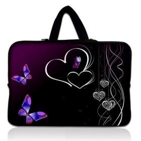 """Huado taška na notebook do 15.6"""" Dvojité srdce"""