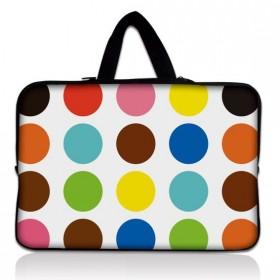 """Huado taška na notebook do 15.6"""" Polka dots"""