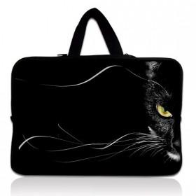 """Huado taška na notebook do 17.4"""" Čierna puma"""
