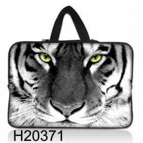 """Huado taška na notebook do 17.4"""" Čiernobiely Tiger"""
