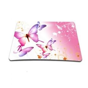 Huado podložka pod myš- Ružové motýle