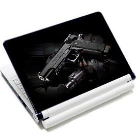 "Huado samolepka, skin na notebook 12""-15,6"" Revolver 9 mm"